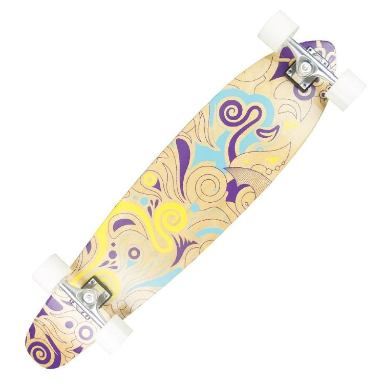Скейтборд MC Long Board 38' FIGURE